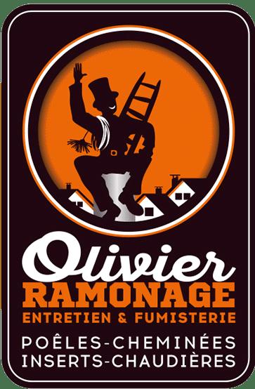 Logo olivier ramonage aigues-vives ramonage fumisterie débistrage